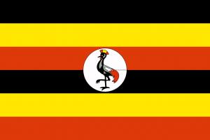 דגל אוגנדה